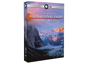 The National Parks DVD set.