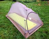 Big Agnes Seedhouse SL solo tent