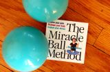 The Elaine Petrone Method - just balls and an instruction book. Photo by Mary Reed.