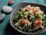 Tabouli. Photo by Attila Horvath.