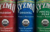 Syzmo energy drink.